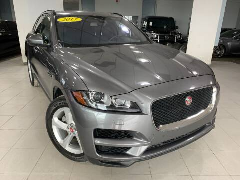 2017 Jaguar F-PACE for sale at Auto Mall of Springfield in Springfield IL