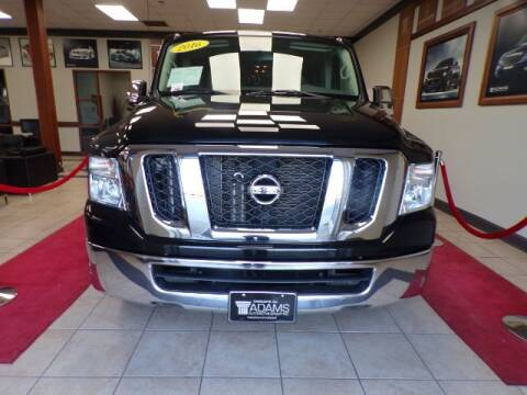 2016 Nissan NV Passenger for sale at Adams Auto Group Inc. in Charlotte NC