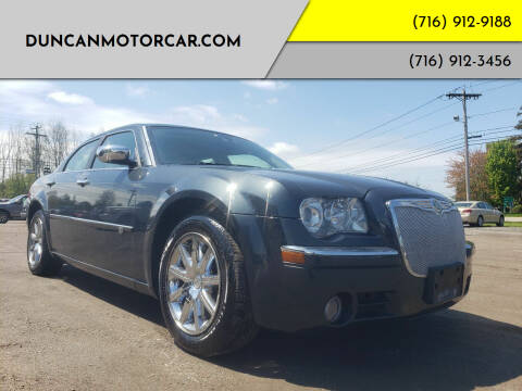 2008 Chrysler 300 for sale at DuncanMotorcar.com in Buffalo NY