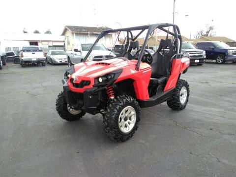 2016 Can-Am COMMANDER STD/DPS for sale at Trucks Max USA in Manteca CA