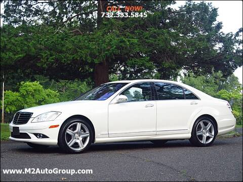 2009 Mercedes-Benz S-Class for sale at M2 Auto Group Llc. EAST BRUNSWICK in East Brunswick NJ