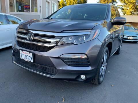 2016 Honda Pilot for sale at Ronnie Motors LLC in San Jose CA