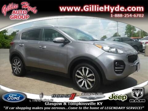 2018 Kia Sportage for sale at Gillie Hyde Auto Group in Glasgow KY