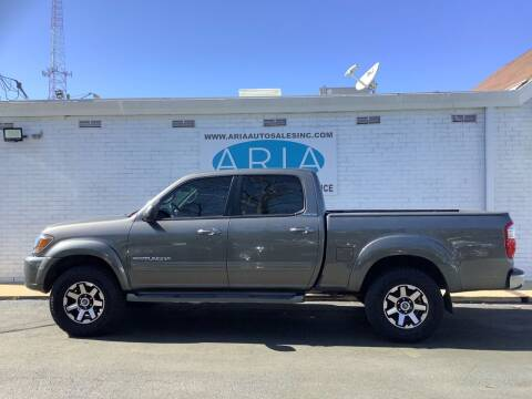 2006 Toyota Tundra for sale at ARIA  AUTO  SALES in Raleigh NC