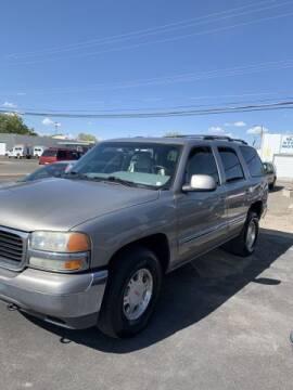 2001 GMC Yukon for sale at Cars 4 Idaho in Twin Falls ID