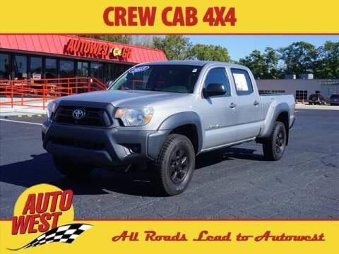 2015 Toyota Tacoma for sale at Autowest of GR in Grand Rapids MI
