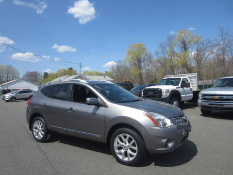 2013 Nissan Rogue for sale at Auto Choice of Middleton in Middleton MA