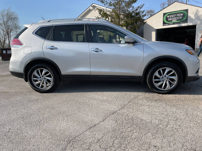 2015 Nissan Rogue for sale at Westview Motors in Hillsboro OH