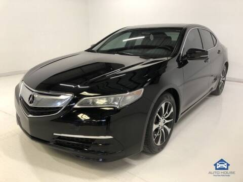 2015 Acura TLX for sale at AUTO HOUSE PHOENIX in Peoria AZ