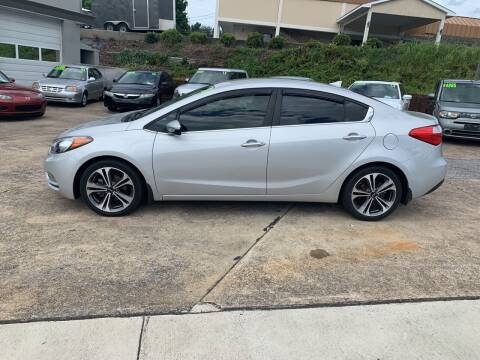 2016 Kia Forte for sale at State Line Motors in Bristol VA