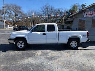 2004 Chevrolet Silverado 1500 for sale at Howard Johnson's  Auto Mart, Inc. in Hot Springs AR