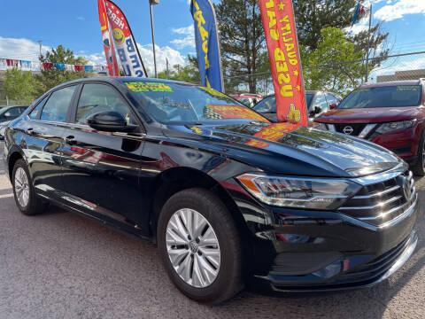 2019 Volkswagen Jetta for sale at Duke City Auto LLC in Gallup NM