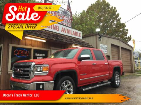 2014 GMC Sierra 1500 for sale at Oscar's Truck Center, LLC in Houston TX