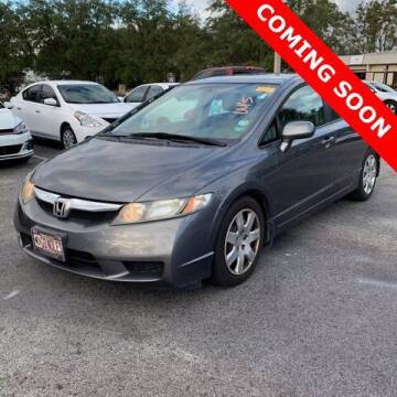 2011 Honda Civic for sale at Monster Cars in Pompano Beach FL