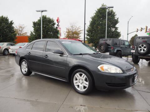 2014 Chevrolet Impala Limited for sale at SIMOTES MOTORS in Minooka IL