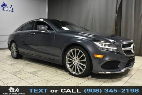 2015 Mercedes-Benz CLS for sale at AUTO HOLDING in Hillside NJ