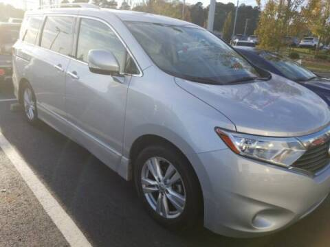 2014 Nissan Quest for sale at Southern Auto Solutions - Georgia Car Finder - Southern Auto Solutions - Lou Sobh Kia in Marietta GA