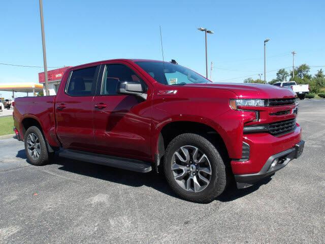 2019 Chevrolet Silverado 1500 for sale at TAPP MOTORS INC in Owensboro KY