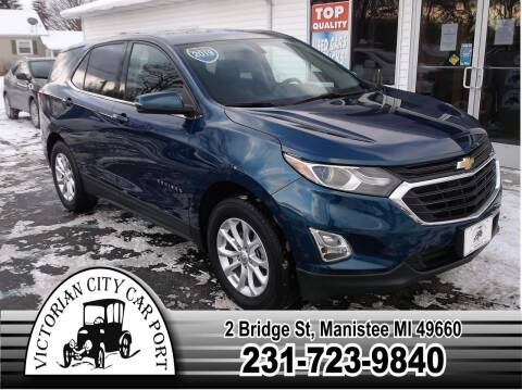 2019 Chevrolet Equinox for sale at Victorian City Car Port INC in Manistee MI