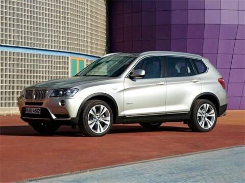 2014 BMW X3 for sale at Used Imports Auto in Roswell GA