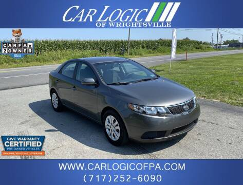 2013 Kia Forte for sale at Car Logic in Wrightsville PA