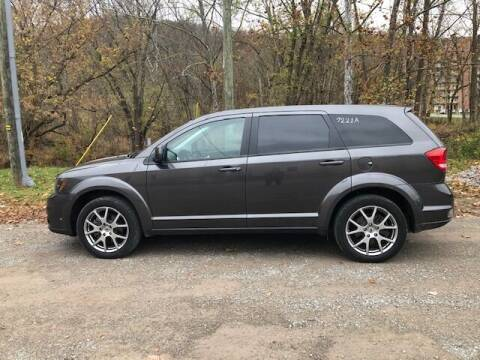 2018 Dodge Journey for sale at WESTON FORD  INC in Weston WV