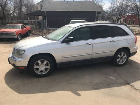 2005 Chrysler Pacifica for sale at Hall's Motor Co. LLC in Wichita KS