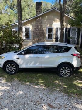 2017 Ford Escape for sale at JOE BULLARD USED CARS in Mobile AL