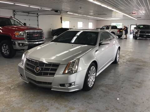 2011 Cadillac CTS for sale at Stakes Auto Sales in Fayetteville PA