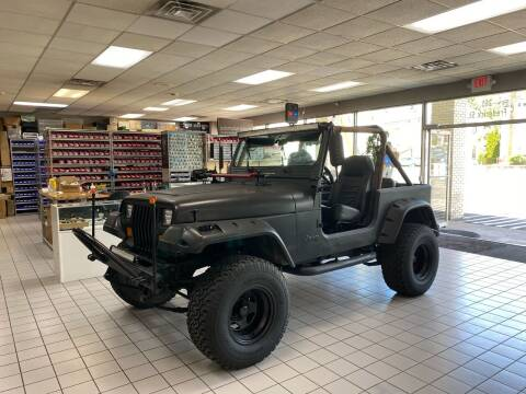 1988 Jeep Wrangler for sale at 4X4 Rides in Hagerstown MD