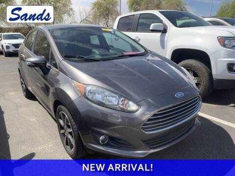 2016 Ford Fiesta for sale at Sands Chevrolet in Surprise AZ