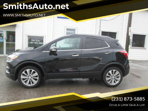 2017 Buick Encore for sale at SmithsAuto.net in Hart MI