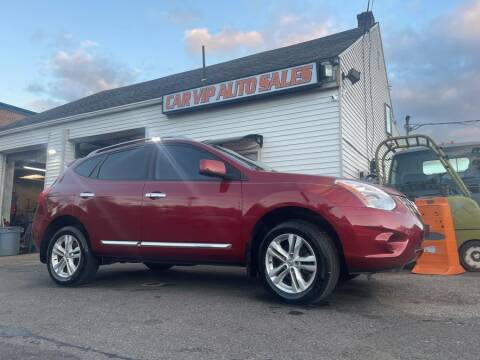 2012 Nissan Rogue for sale at Car VIP Auto Sales in Danbury CT