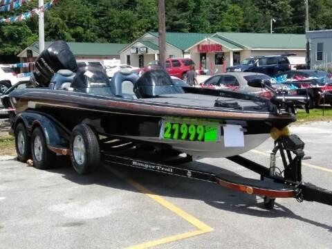 2007 Ranger Ranger521vx for sale at AUTOPLEX 528 LLC in Huntsville AL