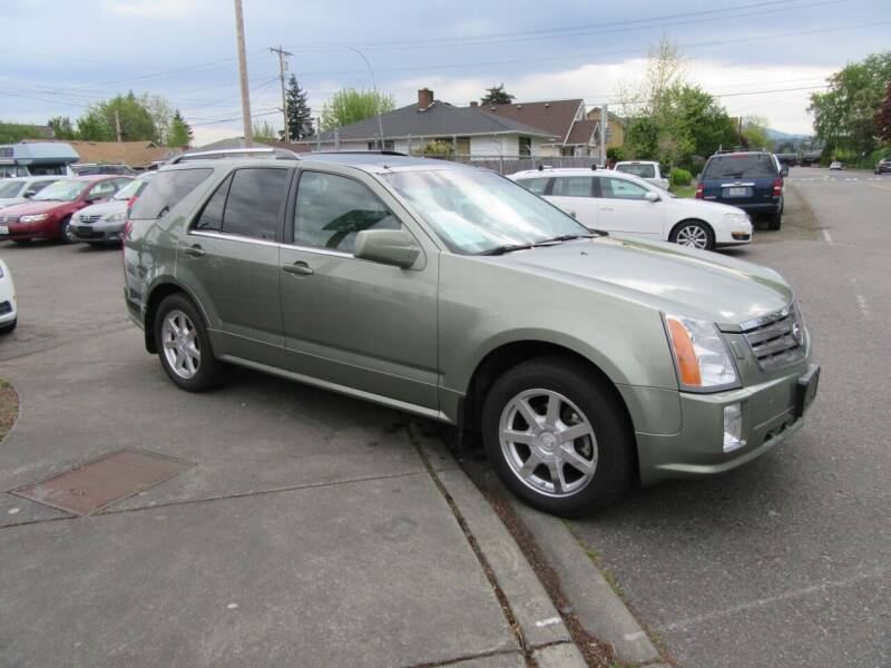 2005 Cadillac SRX for sale at Car Link Auto Sales LLC in Marysville WA