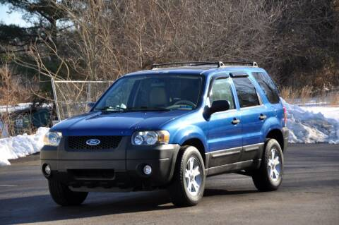 2007 Ford Escape for sale at T CAR CARE INC in Philadelphia PA