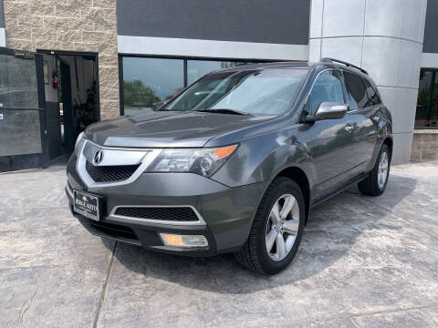 2010 Acura MDX for sale at Berge Auto in Orem UT