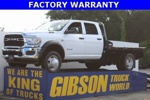 2021 RAM Ram Chassis 4500 for sale at Gibson Truck World in Sanford FL