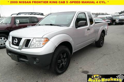 2009 Nissan Frontier for sale at L & S AUTO BROKERS in Fredericksburg VA