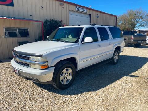 2005 Chevrolet Suburban for sale at Gtownautos.com in Gainesville TX