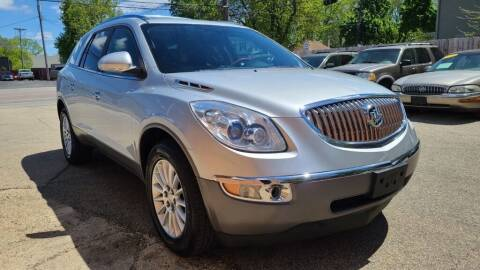 2011 Buick Enclave for sale at LOT 51 AUTO SALES in Madison WI