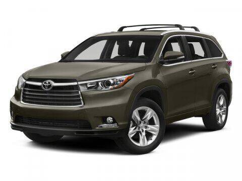 2015 Toyota Highlander for sale at Mike Schmitz Automotive Group in Dothan AL