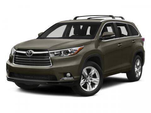 2015 Toyota Highlander for sale at AutoJacksTX.com in Nacogdoches TX