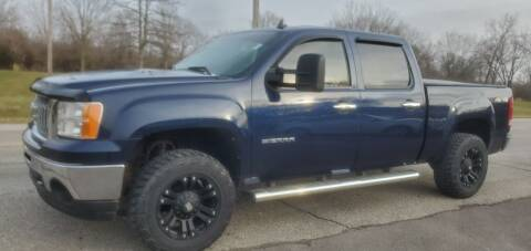 2011 GMC Sierra 1500 for sale at Superior Auto Sales in Miamisburg OH