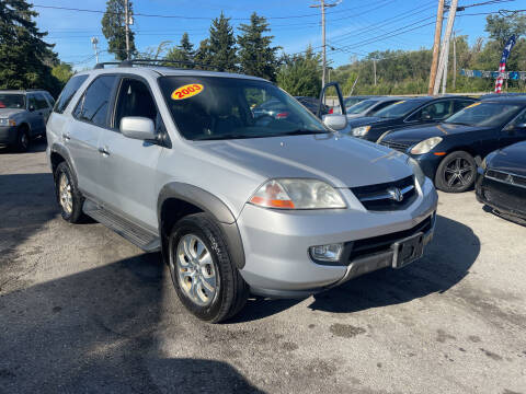 2003 Acura MDX for sale at I57 Group Auto Sales in Country Club Hills IL