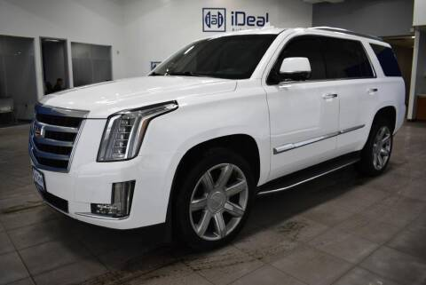 2016 Cadillac Escalade for sale at iDeal Auto Imports in Eden Prairie MN