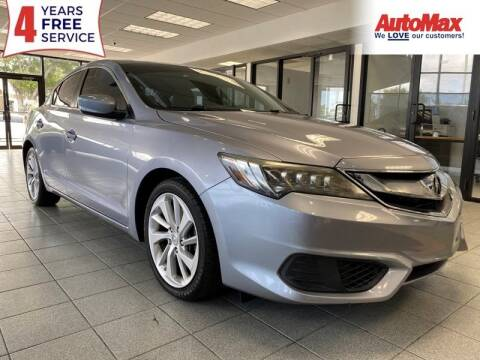 2016 Acura ILX for sale at Auto Max in Hollywood FL