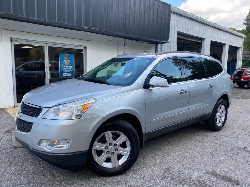 2012 Chevrolet Traverse for sale at Car Online in Roswell GA