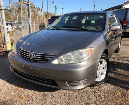 2006 Toyota Camry for sale at Jeff Auto Sales INC in Chicago IL