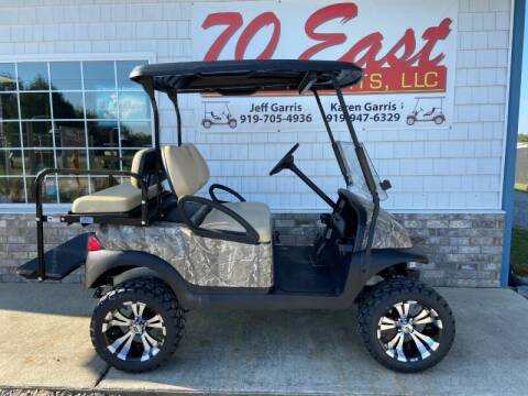 2016 Club Car PRECEDENT - GAS for sale at 70 East Custom Carts LLC in Goldsboro NC